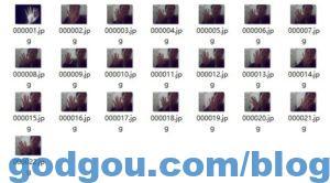 Windows下对文件夹下所有图片批量重命名(附C++,python,matlab代码)