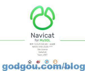 Navicat 12 for MySQL注册激活教程