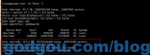 Centos7挂载数据盘